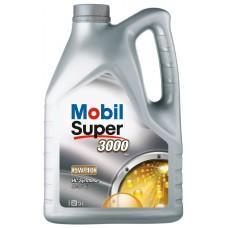 Mootoriõli MOBIL SUPER 3000 X1 5W-40 HC Synthese 5L
